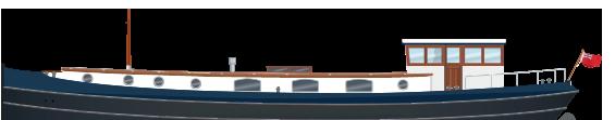 Profile 65M Motor Class Dutch Barge
