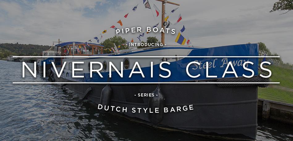 Nivernais Class Dutch Barge