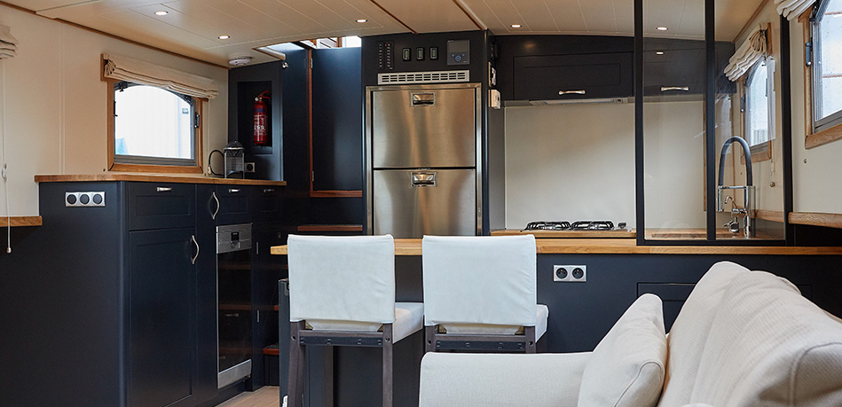Piper Boats bespoke designs custom kitchen gallery