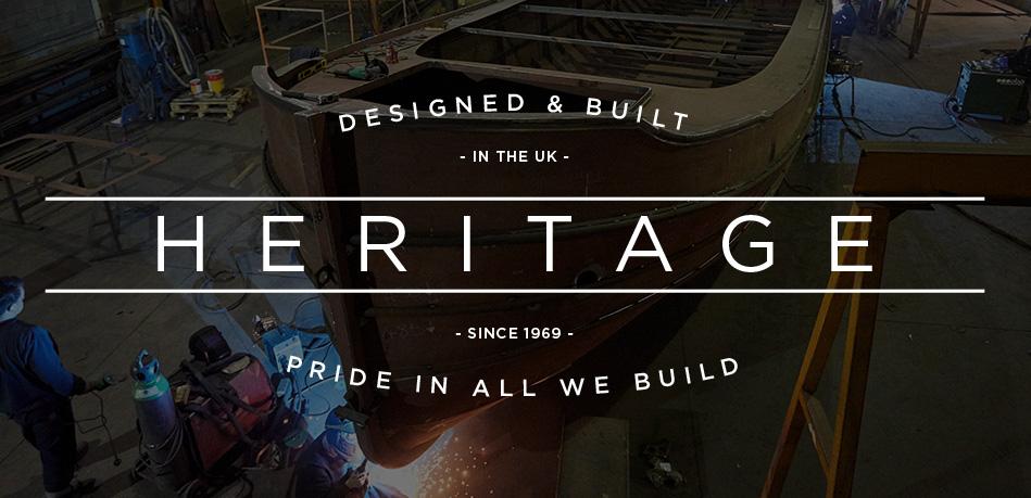 Designed & Built in the UK