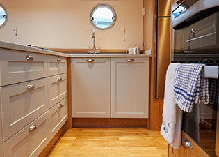 Galley 49L Luxemotor Class Dutch Barge