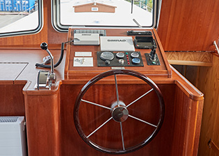 Wheelhouse 65M Motor Class Dutch Barge
