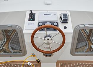 Upper Helm 55L Luxemotor Class Dutch Barge