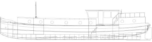 Profile 65L Luxemotor Class Dutch Barge