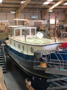 Piper Boats Workshop Boats in Build Biddulph