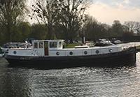 Luxemotor Class 55L Constance Dutch Barge Bespoke Design Piper Boats