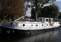 Jangus 55L Luxemotor Class Bespoke Designs Dutch Barge Piper Boats
