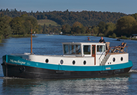 Monchique 49L Luxsmoror Class River Thames Piper Boats Dutch Barge